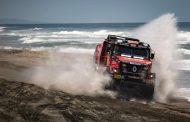 Mammoet Rallysport toont veerkracht