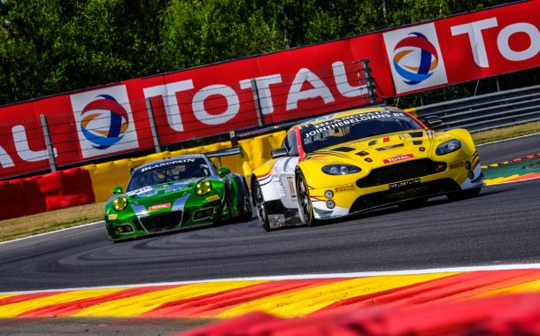 Enige team met vier Belgische rijders in de Total 24 Hours of Spa: Join The Belgians