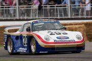 Historic Grand Prix Zandvoort en Porsche laten Porsche-museumstukken brullen