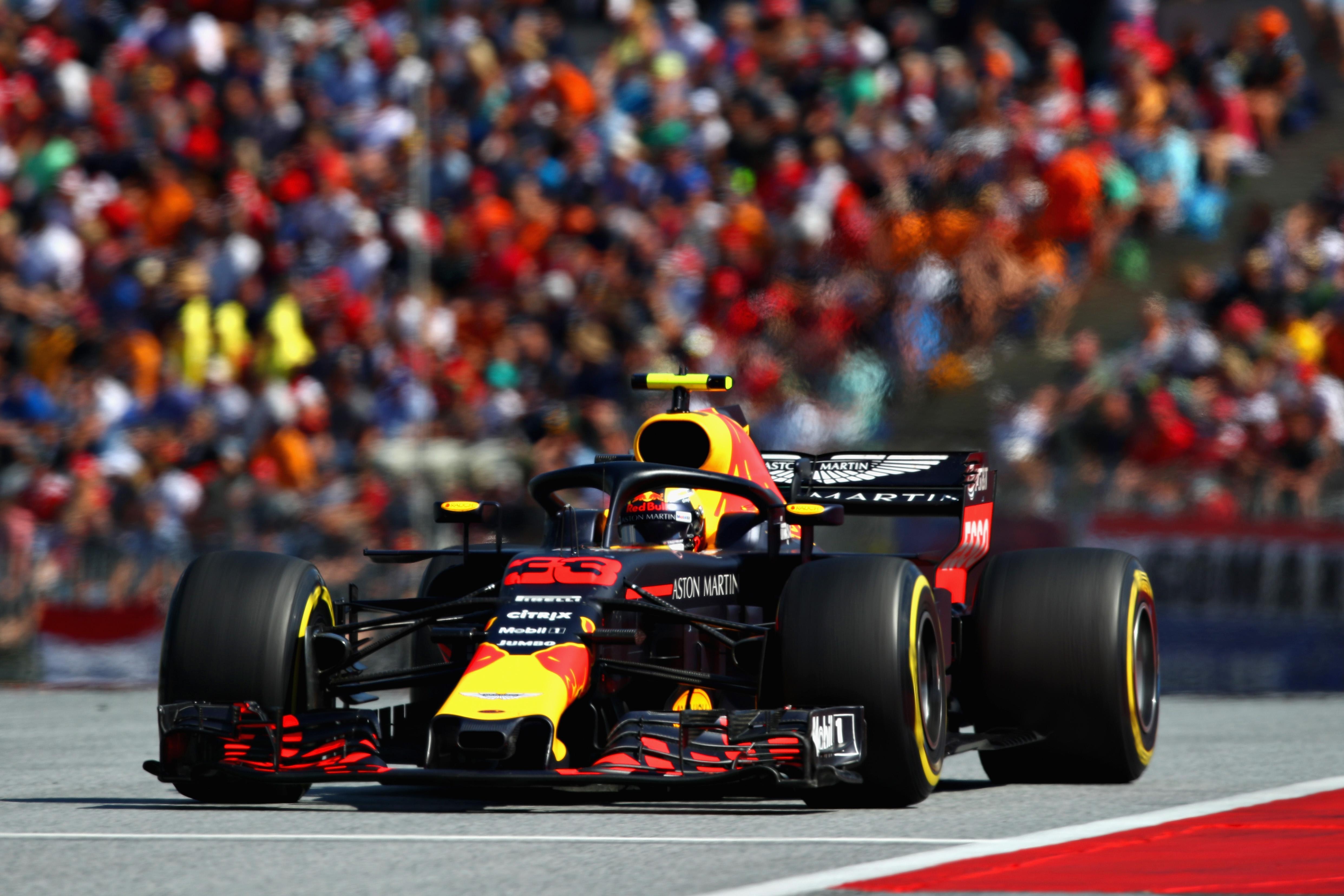 Max valt uit in Grand Prix van Groot-Brittannië: