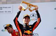 Max Verstappen wint Grand Prix van Oostenrijk in stijl: