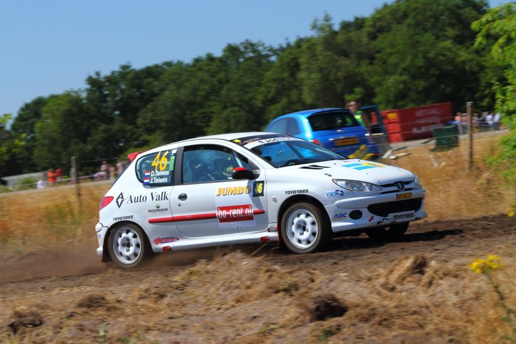 Michael Loock brengt winst in GTC Rally naar Duitsland