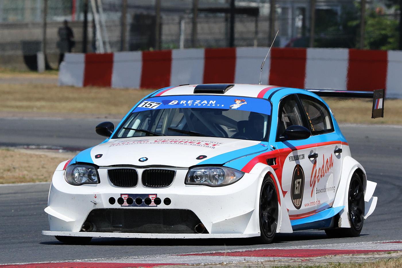 G&R Motorsport overwint pech en pakt belangrijke punten met tweede plaats