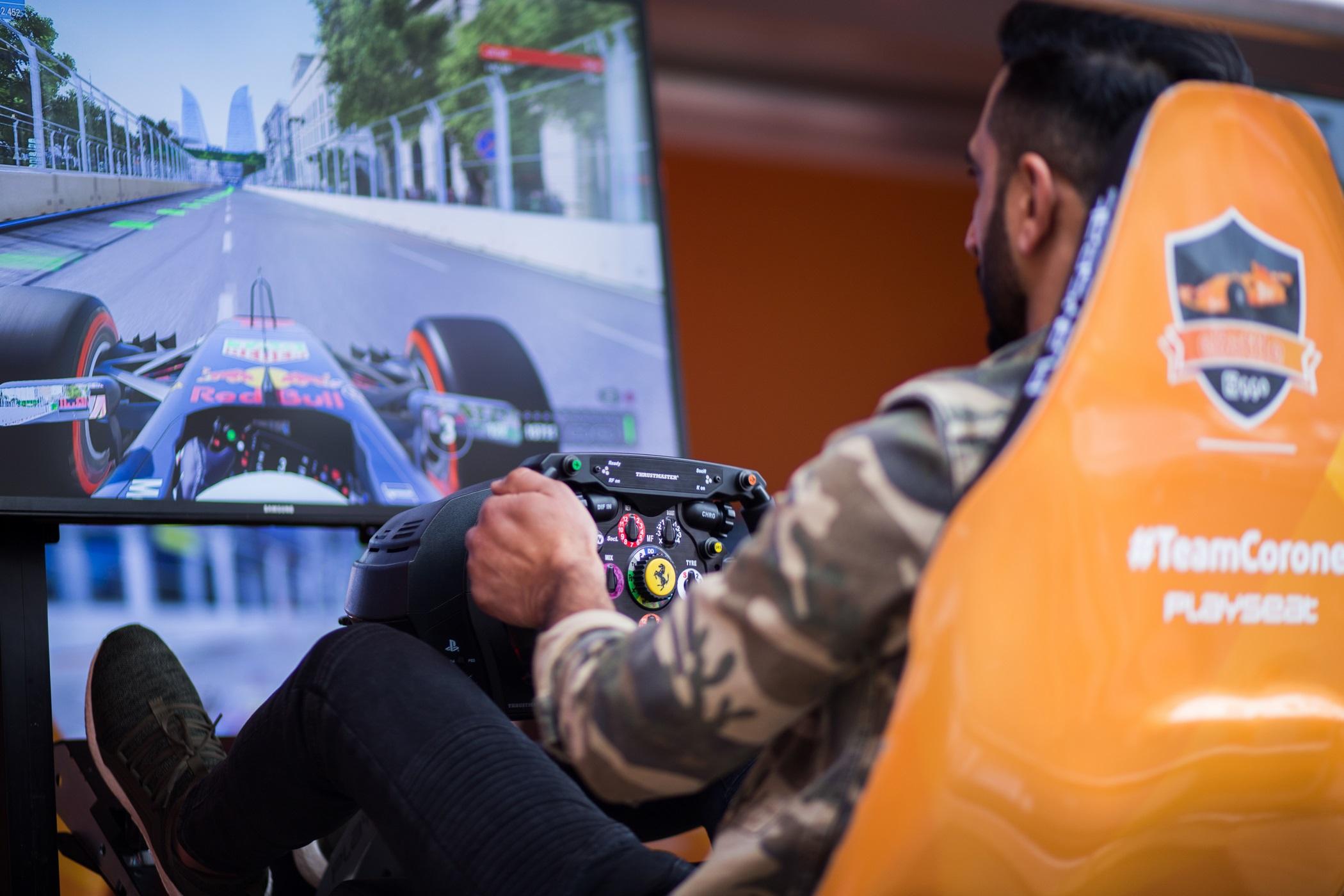 Ziggo eBattle zorgt voor extra spanning bij British Race Festival op circuit Zandvoort