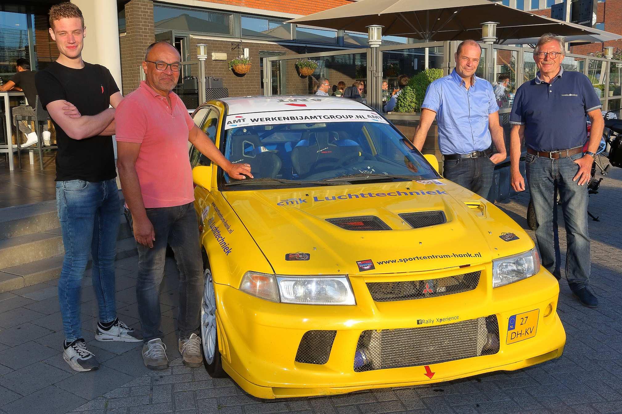 Rally Team Leemans gaat voor topklassering in GTC Rally