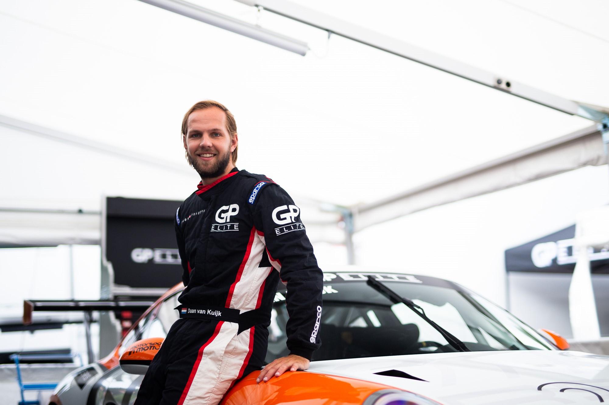 Team GP Elite presenteert vijfde rijder Porsche GT3 Cup Challenge Benelux!