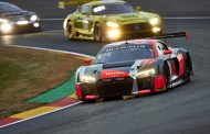 Dries Vanthoor zet pole neer in de 70ste editie van de Total 24 Hours of Spa