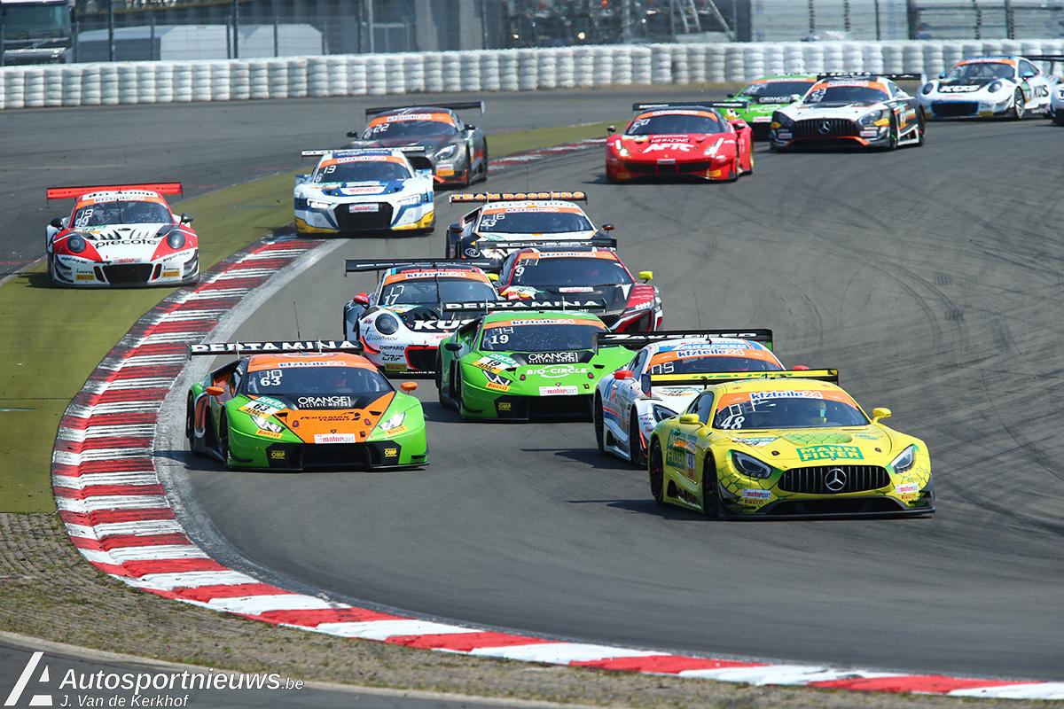 ADAC GT Masters Nürburgring – J. van de Kerkhof