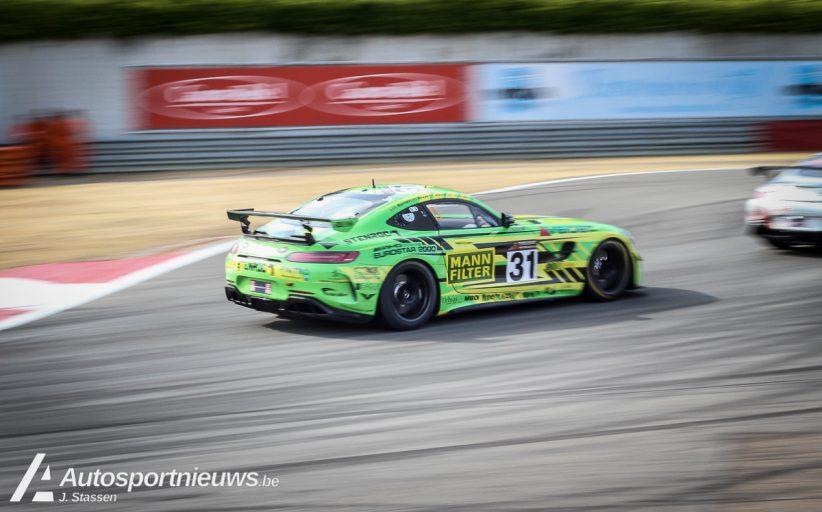 24 Hours of Zolder lacht SBM Racing Team niet toe