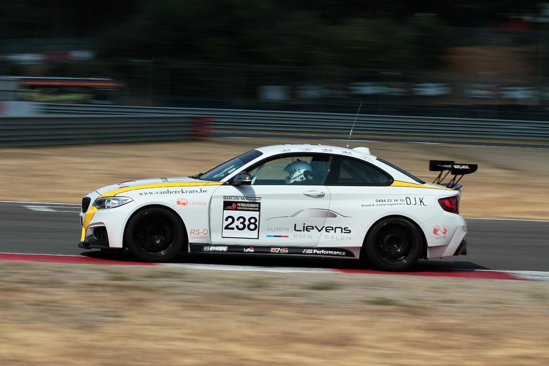 Rustige kwalificatiedag voor Baelus Motorsport en Gamsiz-KDW Racing
