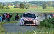 Uitstekende cijfers op sociale media voor het Belgisch rallykampioenschap