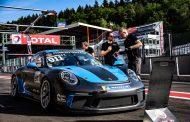 Team RaceArt behaalt nieuwe zege in de Porsche GT3 Cup Challenge Benelux op Spa- Francorchamps