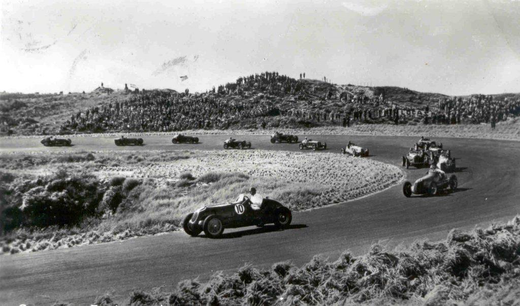 70 jaar geleden: opening circuit van Zandvoort met spectaculaire 'Prijs van Zandvoort'§