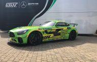 Topwedstrijd van Belcar Endurance Championship voor SBM Racing Team
