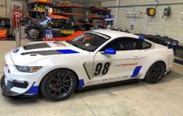 Motorsport 98 terug in GT4 European Series met Ford Mustang!