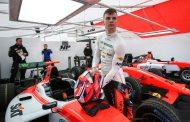 Niko Kari samen met MP motorsport naar formule 2