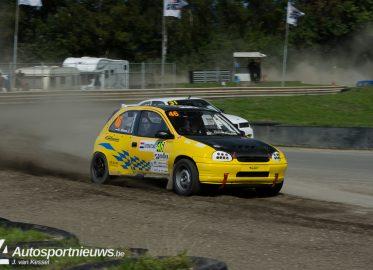 NK Rallycross ronde 5 – J. van Kessel