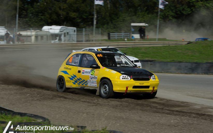 Album: NK Rallycross ronde 5 - J. van Kessel