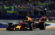 Max Verstappen tweede in Grand Prix van Singapore: