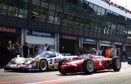 Demo's Historic Grand Prix Zandvoort met unieke auto's en bijzondere coureurs
