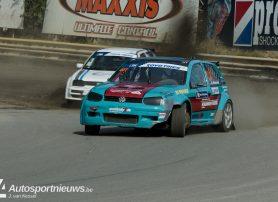 DRX (Duits Rallycross kampioenschap) op Eurocircuit – J. van Kessel