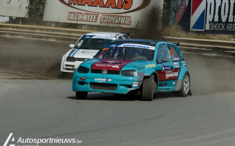 Album: DRX (Duits Rallycross kampioenschap) op Eurocircuit – J. van Kessel