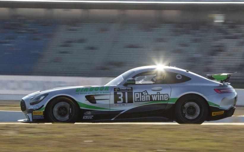 Gilles Magnus wint met Mercedes-AMG en SRT de GT4 Sprint Cup Europe