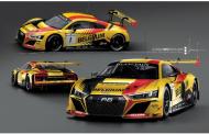 Een onuitgegeven bezetting voor het Belgian Audi Club Team WRT bij de FIA GT Nations Cup