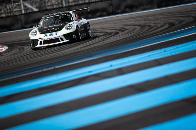 Xavier Maassen Vice Kampioen in Porsche Cup Benelux 2018