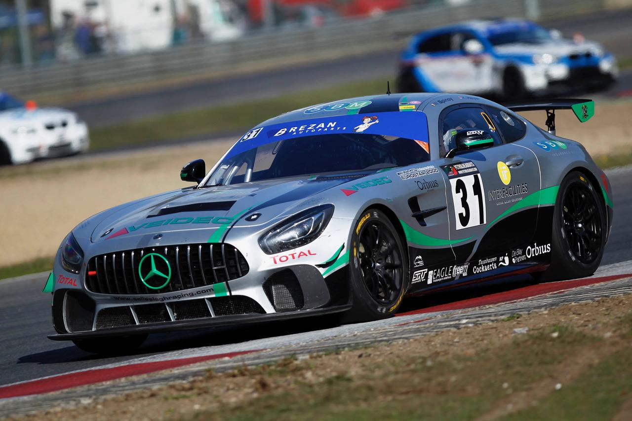 SBM Racing Team pakt derde zege in zes wedstrijden