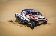 Van Loon zesde op langste stage in Marokko