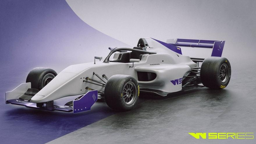Raceklasse die alleen voor vrouwen bedoeld is in 2019