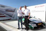 WRT met Audi naar het DTM in 2019!