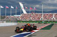 Max Verstappen vijfde in Grand Prix van Rusland: