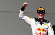 Max Verstappen tweede in Amerika na geweldige inhaalrace: