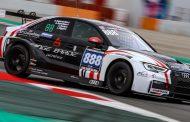 Stéphane Perrin en Vincent Radermecker willen schitteren met de Audi RS 3 LMS in de 12 Hours of Spa