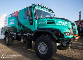 Euro circuit Valkenswaard Dakar pre proloog 2018 – V. Timmermans