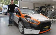 Roald Leemans test Ford Fiesta R5 in Twente Shortrally