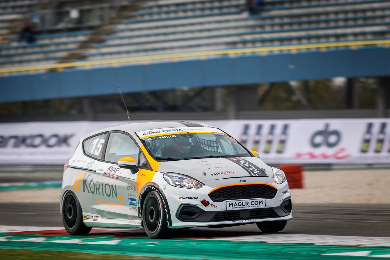 Ford Fiesta kampioen Loek Hartog naar KNAF Academy 2019