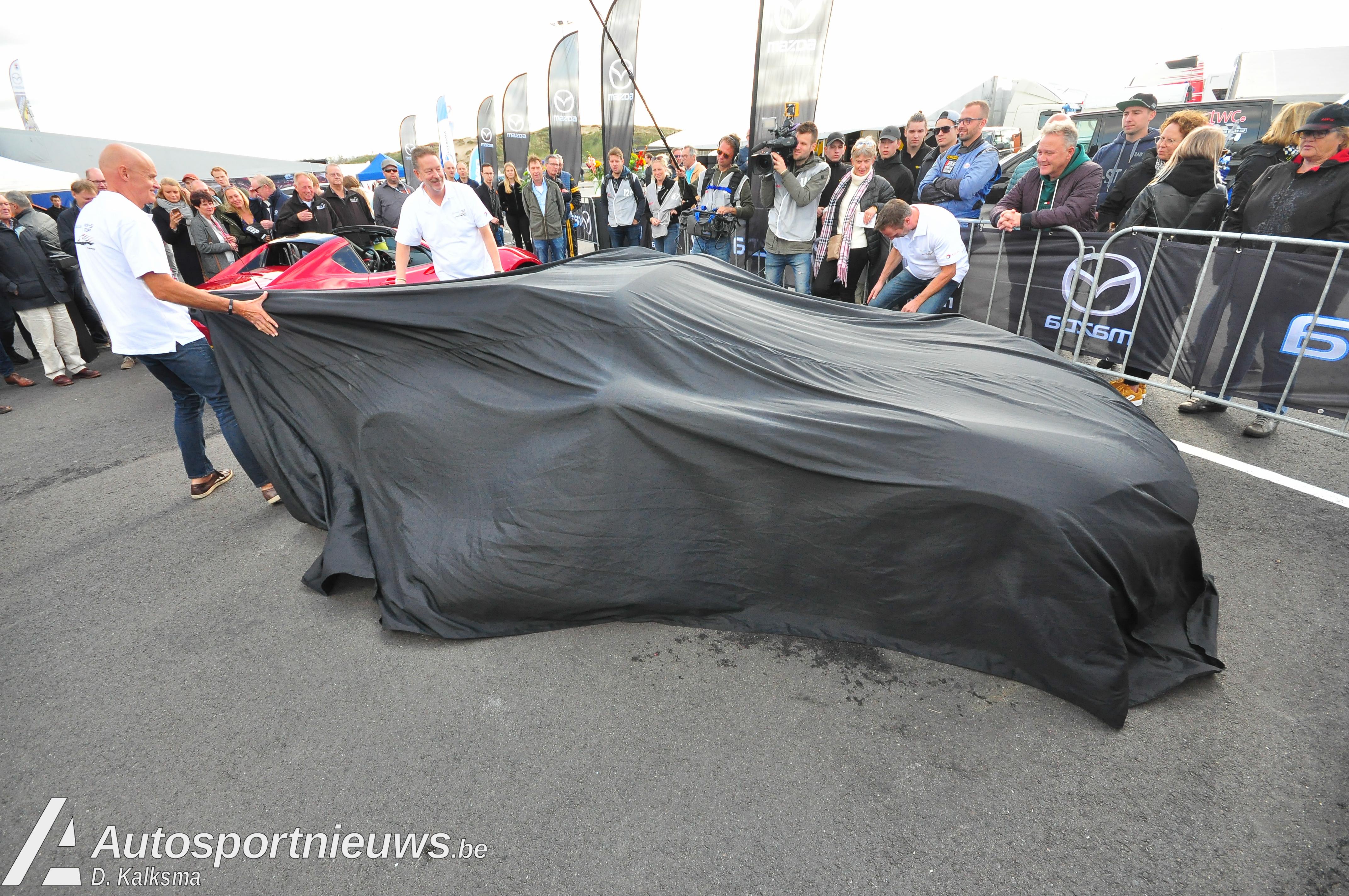 Mazda lanceert nieuw Nederlands racekampioenschap met vernieuwde MX-5