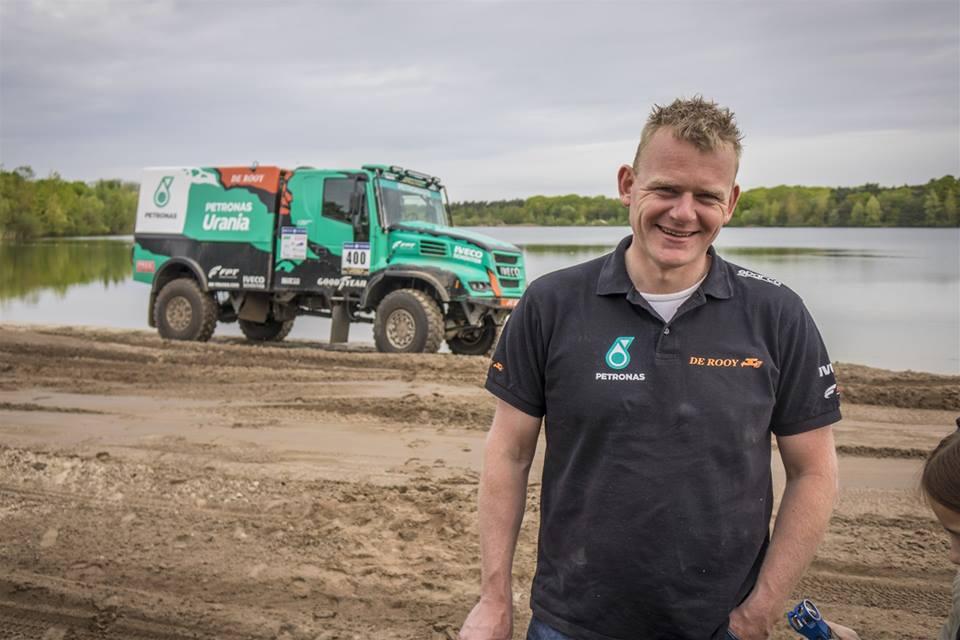 Gerard de Rooy naar Dakar Rally 2019 in Zuid-Amerika