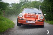 157 Inschrijvingen voor de 1ste Ypres Rally Regularity