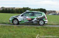 """""""Peter Vanderhauwaert pakt de titel in de Clio2 Rally Challenge"""""""
