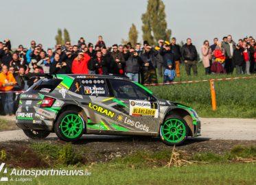 Condroz rally 2018 – A. Lutgens