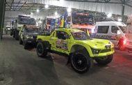 Alles staat op de boot, Becx Competition maakt zich klaar voor Dakar!