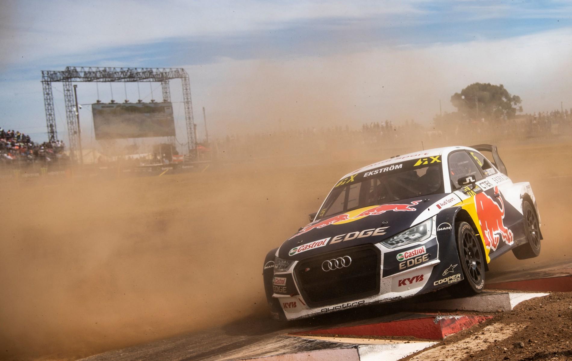 WRX: Ekström en Audi opnieuw vice-kampioen !