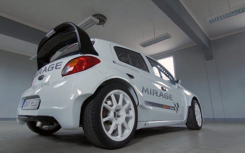 Steve Brown maakt overstap naar Mitsubishi Mirage Proto