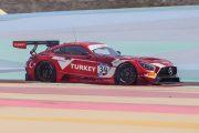 De eerste FIA GT Nations Cup race is gewonnen door Güven en Yoluc