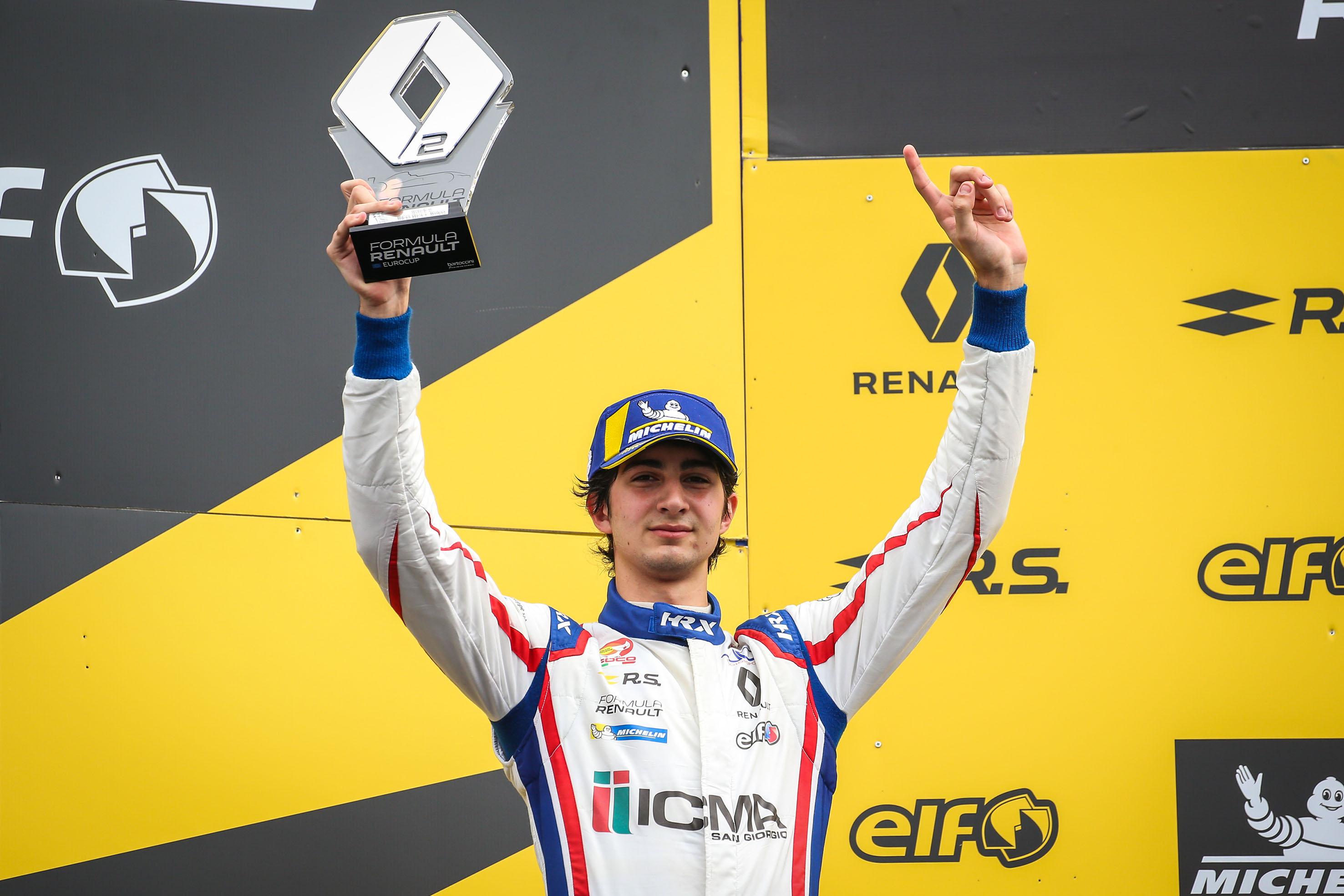 Lorenzo Colombo stapt over naar MP Motorsport voor tweede Eurocup-seizoen