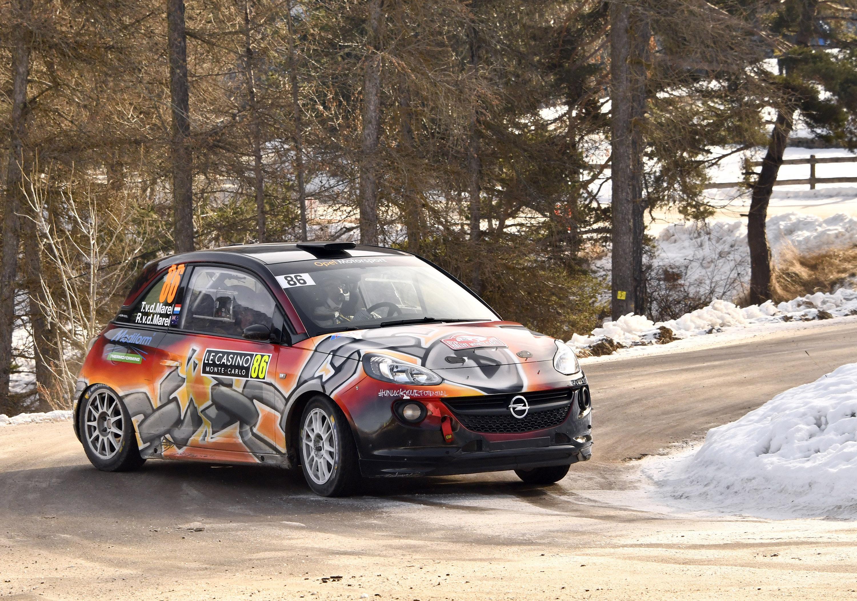 IJzersterke Van der Marel moet opgeven in Rally van Monte Carlo